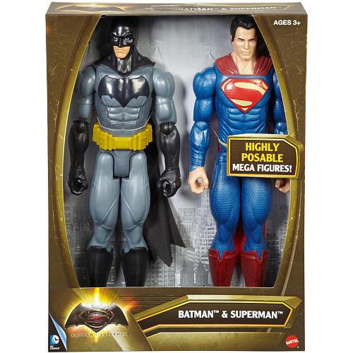 figurer batman v superman